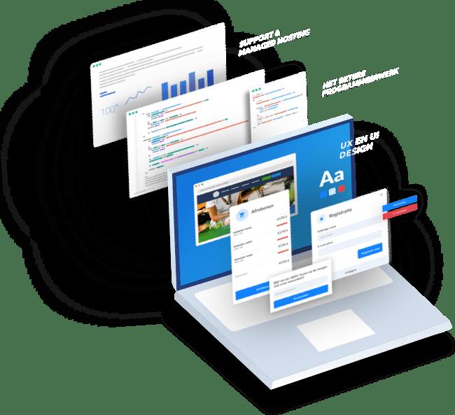 78bf57cf45b Web Whales - Jouw partner in digitale ambities!