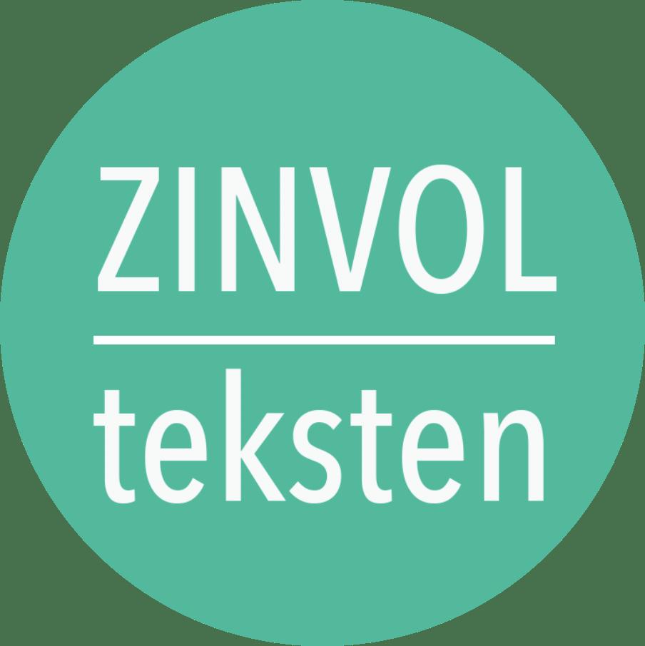 Zinvol Teksten logo